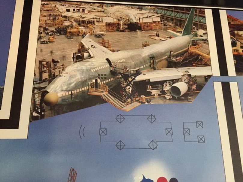 Construção do avião
